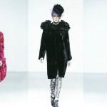 "<font color=""black"">Velvet Leopard Bow / Carnation / Anemone Fan</font>"